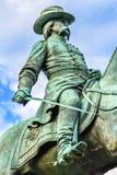 Γενικός του John Logan κύκλος Washington DC του Logan εμφύλιου πολέμου αναμνηστικός Στοκ φωτογραφία με δικαίωμα ελεύθερης χρήσης