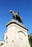 γενικό άγαλμα artigas Στοκ Εικόνες