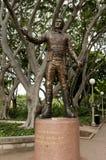 Γενικό άγαλμα Lachlan Macquarie Στοκ φωτογραφία με δικαίωμα ελεύθερης χρήσης