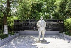 Γενικό άγαλμα ήλιων λι-Jen Στοκ φωτογραφία με δικαίωμα ελεύθερης χρήσης