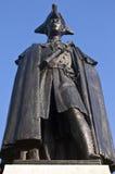 Γενικό άγαλμα του James Wolfe στο πάρκο του Γκρήνουιτς Στοκ εικόνες με δικαίωμα ελεύθερης χρήσης