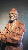 Γενικό άγαλμα Joseph stilwell Στοκ φωτογραφία με δικαίωμα ελεύθερης χρήσης