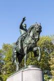 Γενικό άγαλμα NYC του George Washington Στοκ Φωτογραφία