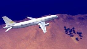 Γενικό αεροπλάνο Στοκ εικόνα με δικαίωμα ελεύθερης χρήσης