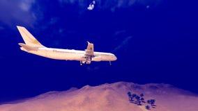Γενικό αεροπλάνο Στοκ Φωτογραφίες