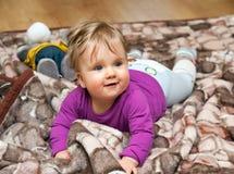 γενικό κορίτσι μωρών Στοκ φωτογραφίες με δικαίωμα ελεύθερης χρήσης
