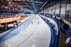 Γενικό σχέδιο του χώρου πάγου στοκ φωτογραφίες με δικαίωμα ελεύθερης χρήσης