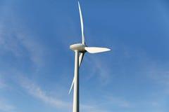 Γεννήτρια αέρα καθαρής ενέργειας στοκ εικόνες