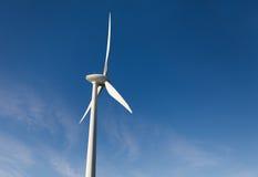 Γεννήτρια αέρα καθαρής ενέργειας στοκ φωτογραφίες