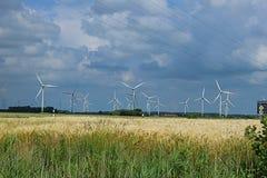 Γεννήτριες αέρα Στοκ φωτογραφίες με δικαίωμα ελεύθερης χρήσης