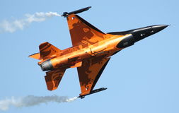 Γεράκι F-16 Στοκ φωτογραφία με δικαίωμα ελεύθερης χρήσης