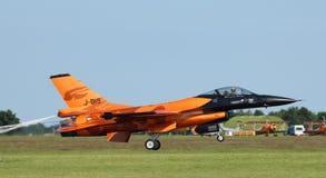 Γεράκι F-16 Στοκ Εικόνες