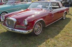 1964 γεράκι Studebaker GT Στοκ φωτογραφία με δικαίωμα ελεύθερης χρήσης