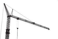 γερανός κατασκευής Στοκ Εικόνες