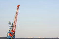 γερανός μεγάλος Στοκ εικόνες με δικαίωμα ελεύθερης χρήσης