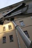 γερανός υδραυλικός Στοκ Εικόνες