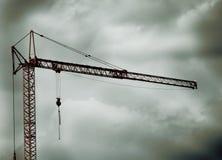 Γερανός Στοκ φωτογραφίες με δικαίωμα ελεύθερης χρήσης