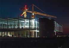 γερανός Στοκ εικόνες με δικαίωμα ελεύθερης χρήσης