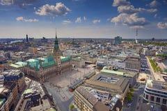 Γερμανία Αμβούργο Στοκ Φωτογραφίες