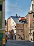Γερμανία Ρέγκενσμπουργκ στοκ φωτογραφίες