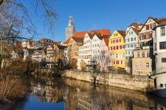 Γερμανία neckar tuebingen Στοκ εικόνες με δικαίωμα ελεύθερης χρήσης
