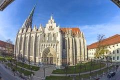 Γερμανία, Thuringia, Muhlhausen, Στοκ Φωτογραφίες