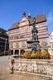 Γερμανία tuebingen Στοκ φωτογραφία με δικαίωμα ελεύθερης χρήσης
