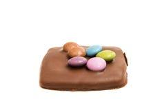 Γερμανικά μπισκότα σοκολάτας Στοκ φωτογραφία με δικαίωμα ελεύθερης χρήσης