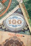 γερμανικά χρήματα παλαιά Στοκ Φωτογραφία