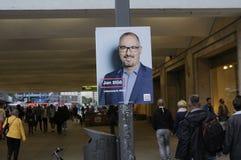 Γερμανικές τοπικές εκλογές Στοκ φωτογραφίες με δικαίωμα ελεύθερης χρήσης