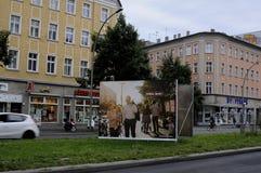 Γερμανικές τοπικές εκλογές Στοκ εικόνες με δικαίωμα ελεύθερης χρήσης