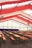 γερμανική αίθουσα μπύρας Στοκ Εικόνες