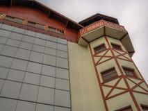 Γερμανική αρχιτεκτονική Στοκ εικόνα με δικαίωμα ελεύθερης χρήσης