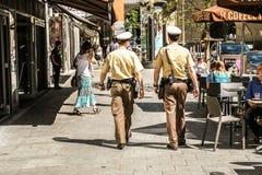 γερμανική αστυνομία Στοκ Εικόνα