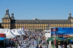 γερμανική ενότητα ημέρας Στοκ εικόνα με δικαίωμα ελεύθερης χρήσης