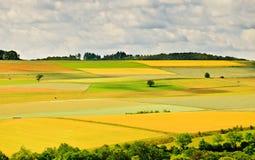 Γερμανική επαρχία Στοκ εικόνες με δικαίωμα ελεύθερης χρήσης