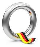 Γερμανική ποιότητα ελεύθερη απεικόνιση δικαιώματος