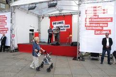 ΓΕΡΜΑΝΙΚΟ ΚΌΜΜΑ ΚΥΒΩΝ LINKE Στοκ εικόνα με δικαίωμα ελεύθερης χρήσης