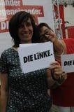 ΓΕΡΜΑΝΙΚΟ ΚΌΜΜΑ ΚΥΒΩΝ LINKE Στοκ εικόνες με δικαίωμα ελεύθερης χρήσης