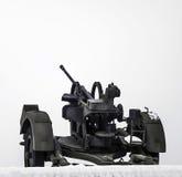 Γερμανικό αντι πυροβόλο όπλο M38 PLT αεροσκαφών Στοκ Φωτογραφίες