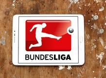 Γερμανικό λογότυπο bundesliga Στοκ εικόνες με δικαίωμα ελεύθερης χρήσης