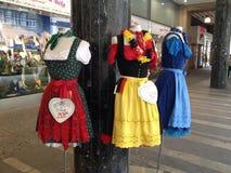 Γερμανικό παραδοσιακό φόρεμα Στοκ Εικόνες