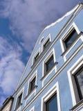 γερμανικό σπίτι χαρακτηριστικό Στοκ Εικόνες