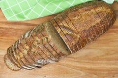 Γερμανικό ψωμί μπύρας από το τοπικό αρτοποιείο Στοκ φωτογραφίες με δικαίωμα ελεύθερης χρήσης