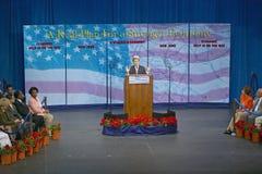 Γερουσιαστής Τζον Κέρι Στοκ Φωτογραφία