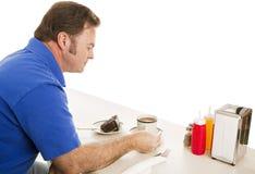 γευματίζων επιδορπίων στοκ εικόνες με δικαίωμα ελεύθερης χρήσης