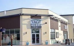 Γευματίζων Taco, Fort Worth, Τέξας στοκ φωτογραφίες με δικαίωμα ελεύθερης χρήσης