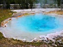 γεωθερμική λίμνη Στοκ Φωτογραφίες