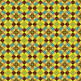 Γεωμετρία 5 Vector_pattern Στοκ Εικόνα