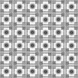 γεωμετρικά πρότυπα Διανυσματική απεικόνιση
